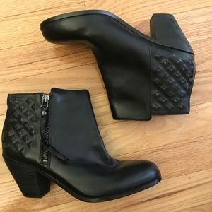 Sam Edelman Lucille Ankle Boots NWOT Size 8M